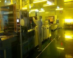 Automatic film coating machine