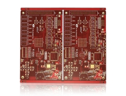 6 immersion layer board dumb red oil